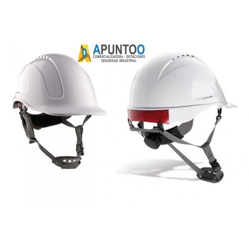 Casco de rescate mountain ABS sin ventilación