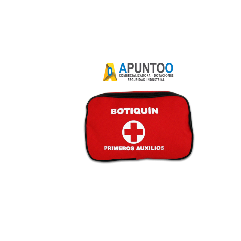 BOTIQUÍN LONA 5 PRODUCTOS