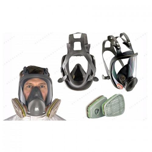 Respirador cara completa 6800 3M