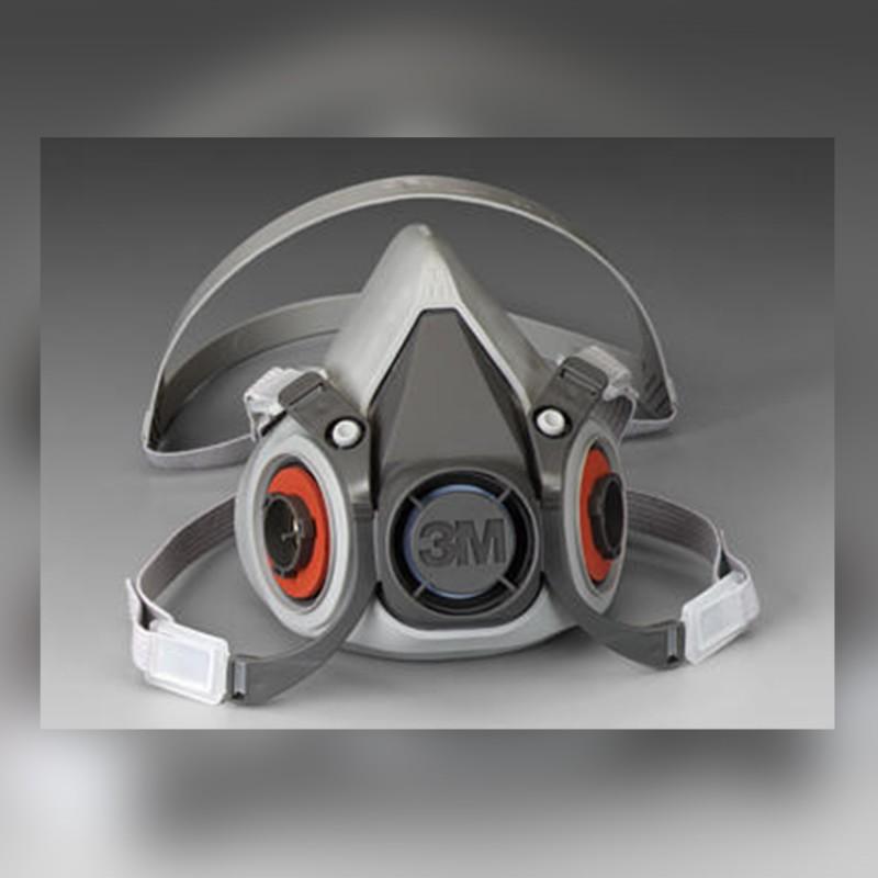 Respirador media cara 6200 RM