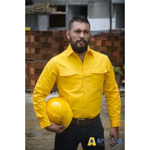 Camisa drill