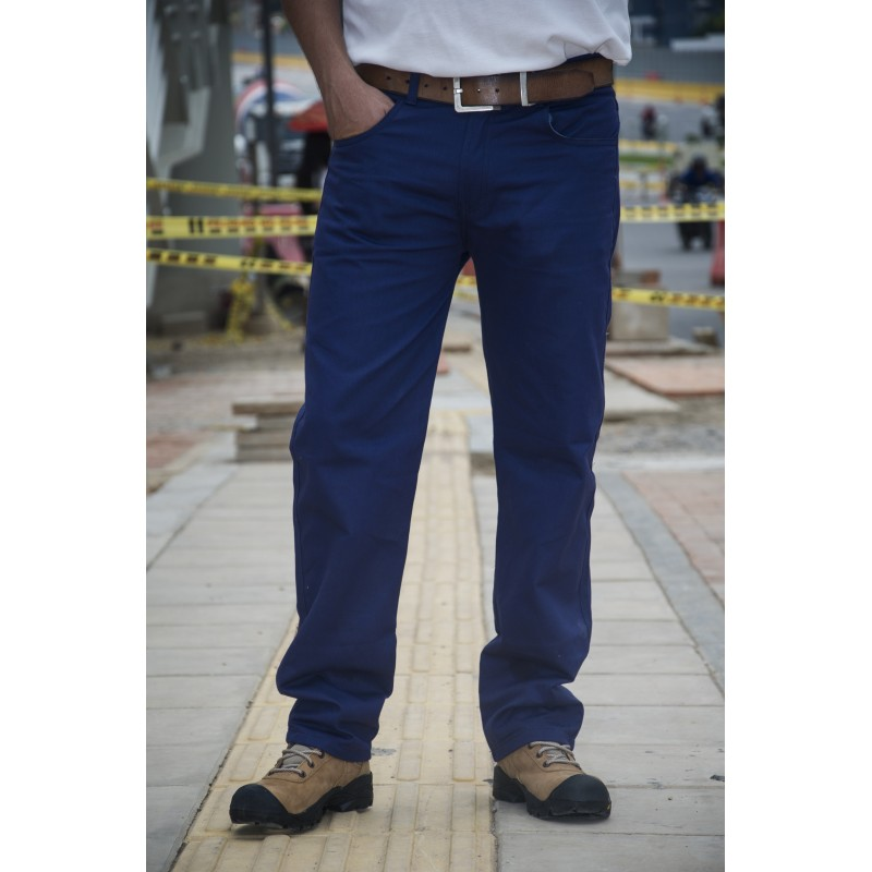 Pantalon En Drill Vulcano Apuntoo